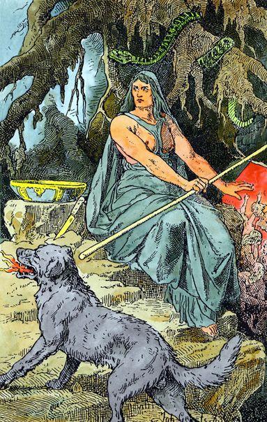 Måske kender du fortællingerne om de nordiske guder Odin og Tor? Men kender du også historien om mordet på guden Balder? Bliv klogere på de store, nordiske guder her