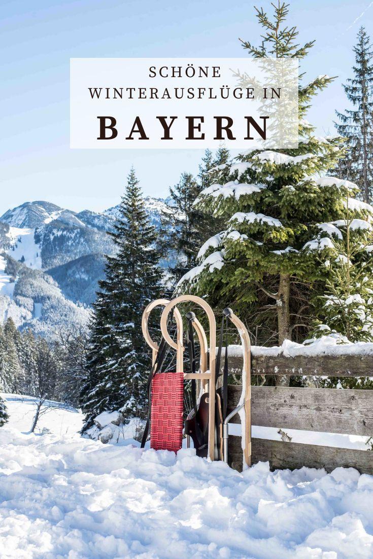 Die Schonsten Winterausfluge In Der Nahe Von Munchen In 2020 Ausflug Ausfluge Bayern Tagesausflug Bayern