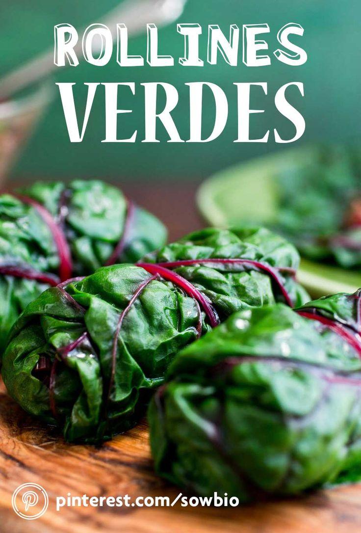 Receta Saludable de Rebollines Verdes con Quinoa y Chía