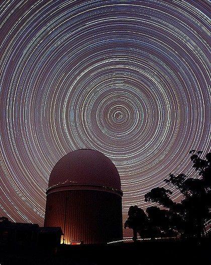 Coonabarabran Star Trails