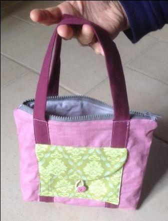 sac pour petit enfant