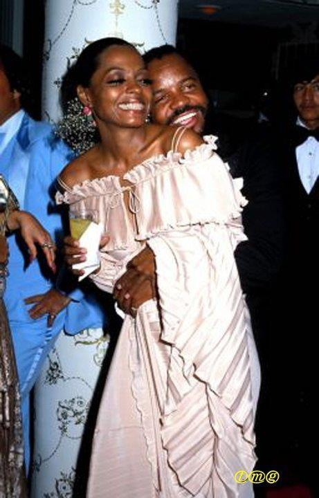 It's so obvious how much Berry Gordy loves Diana Ross..... She should have married him...