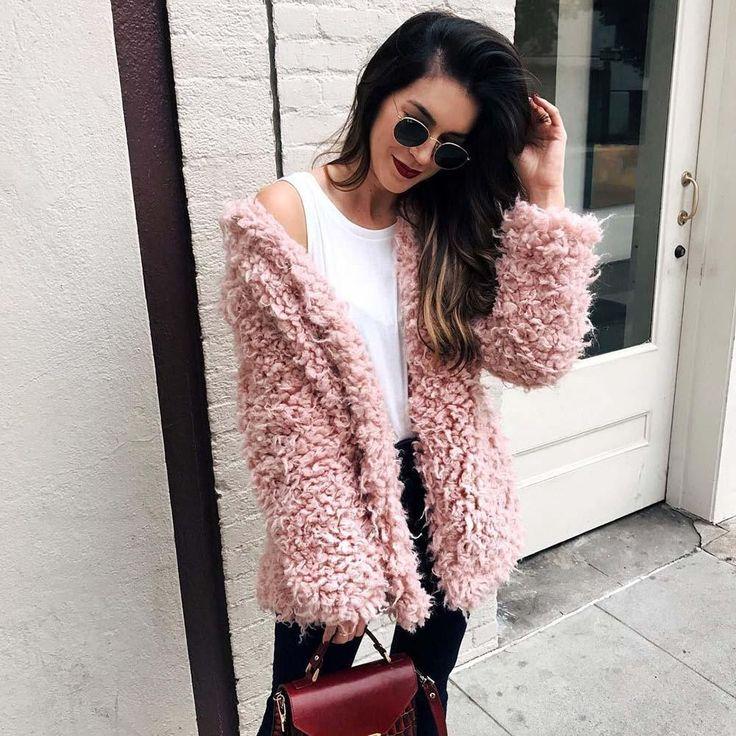 Marcee Faux Fur Jacket - 4 Colours