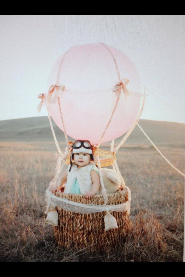 20 Best Hot Air Balloon Photo Shoot Images On Pinterest