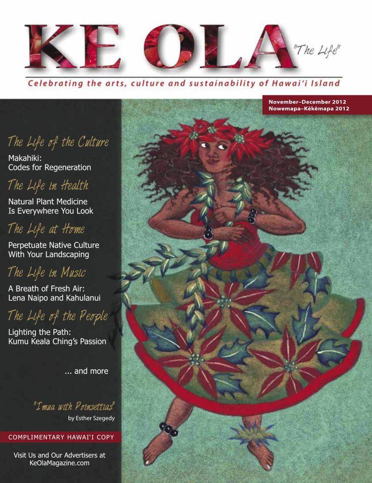 Ke Ola magazine, free digital magazine