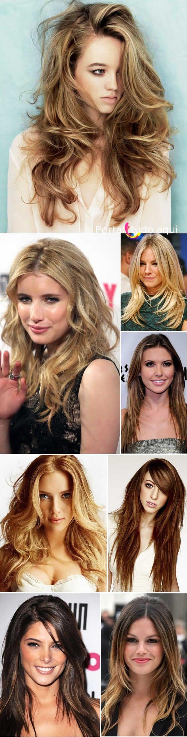 Corte de cabelo feminino 2014 - Veja as principais tendências