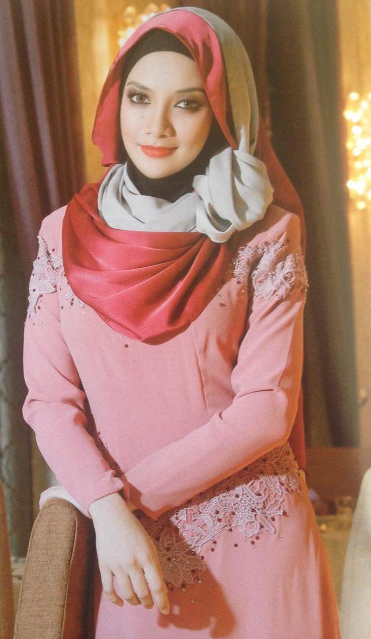 Hijab Style Neelofa Muslimah Fashion Pinterest Hijab Styles Hijabs And Style