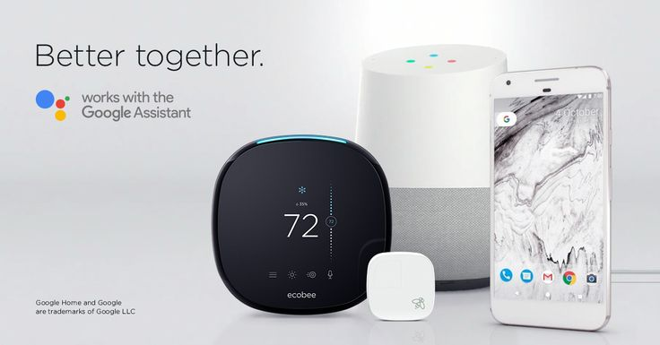 Google Assistant Support Comes To ecobee Smart Home Products #Android #Google #news