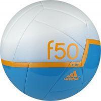Balon de futbol adidas F50 X-Ite buena sensación de golpeos y mayor durabilidad. Consiguelo aqui: http://www.deportesmena.com/54-balones-de-futbol#.U1jgIvl_uaU