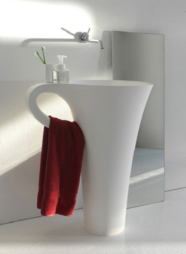 8 Extraordinary Bathroom Sink Designs  - Whether you are having a new home or renovating your old one, you probably do not pay great attention to the bathroom as much as you do to the rest of... -   .