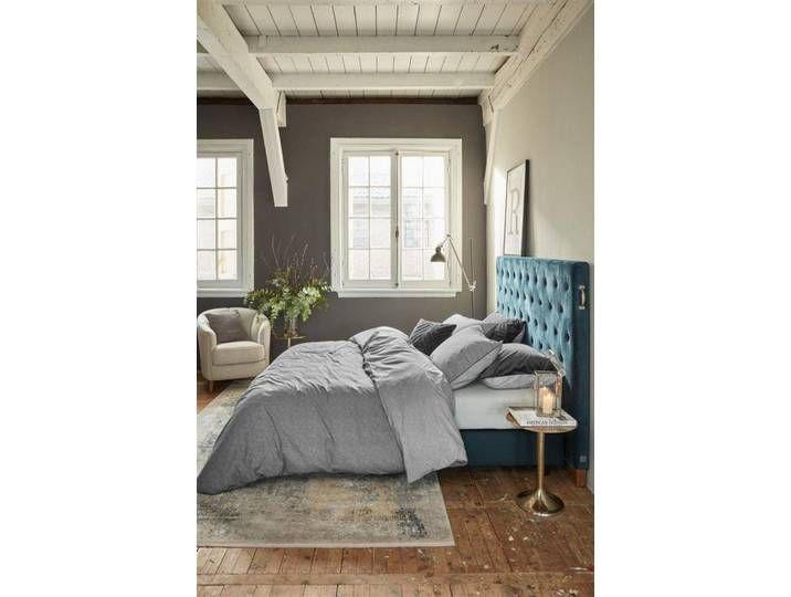 Riviera Maison Bettwasche Gently Grau 1x 155x220 Cm Renforce