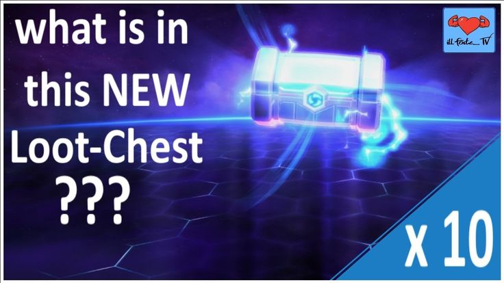 2.0 Beta | WHAT IS IN NEW LOOT CHESTS ? Heroes of the Storm | CHOOCHOO |