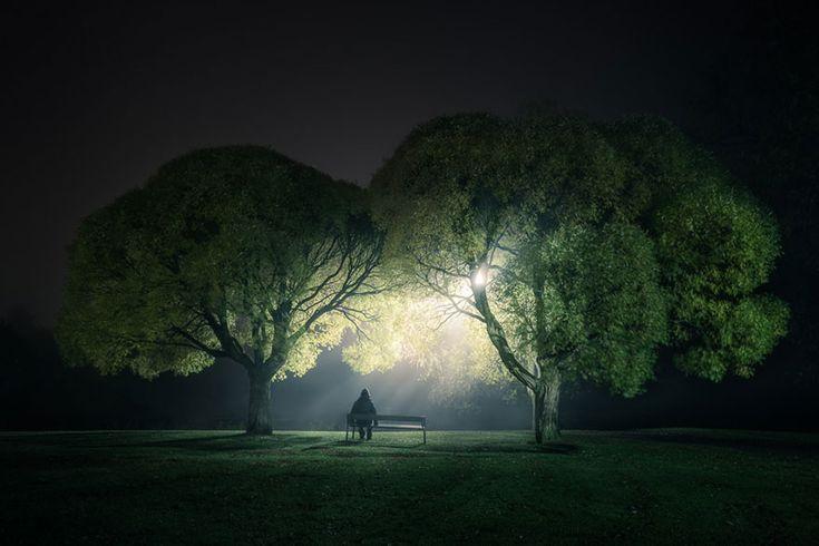 While You Sleep This Finnish Photographer Takes Otherworldly Night Photos On Instagram