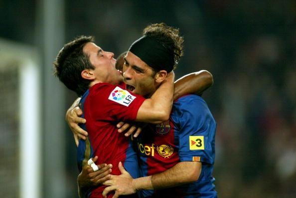 """Despues de 7 años, Javier Saviola y Rafael Márquez volverán a jugar juntos. El """"conejito"""" ficha con el #HellasVerona."""