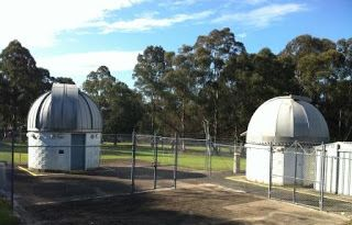 Macquarie University Observatory, astronomy night, every Friday.