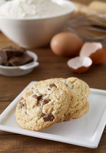 Receta: Cookies de chocolate para diabéticos