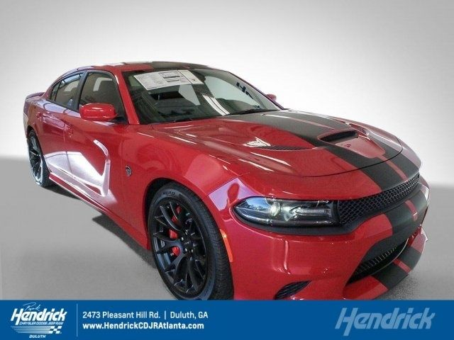 New 2016 Dodge Charger SRT Hellcat