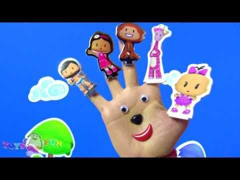 Pepee Şarkıları - Parmak Ailesi Türkçe - Çizgi Film Bebek Şarkıları - Oyuncak Oyna - YouTube