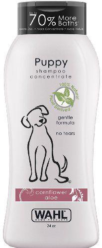 Wahl 820002T Puppy Shampoo, Gentle Formula - http://www.thepuppy.org/wahl-820002t-puppy-shampoo-gentle-formula/