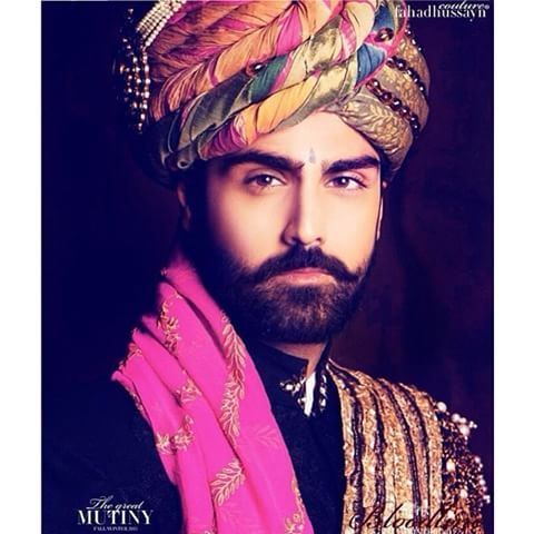 """Fahad Hussayn Couture for men. """"The Great Mutiny"""" 2013 collection…"""