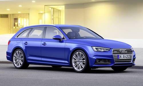 #Audi #A4Avant. Sept moteurs, mais un seul principe : moins de consommation, plus de performances.