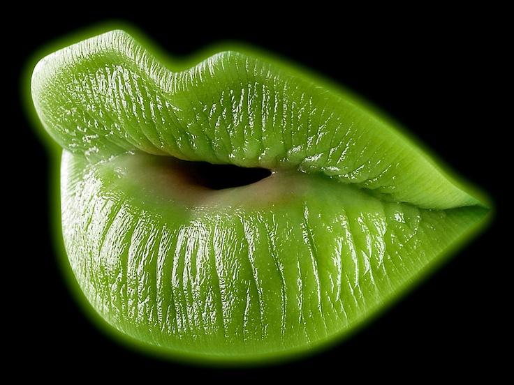 infactory Fluoreszierender Schwarzlicht-Lippenstift