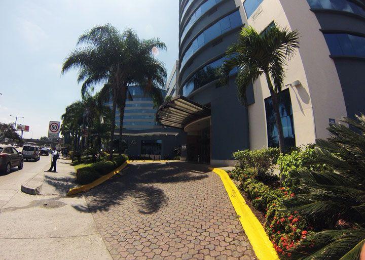 the Howard Johnson hotel in Guayaquil #Ecuador