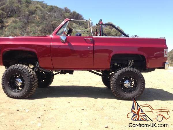 1973 Chevrolet Blazer K5 4x4 K5 Blazer Chevrolet