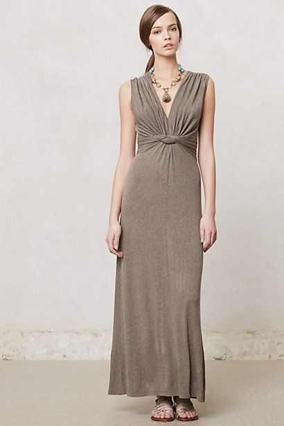 10 best images about maxi dress style lesson on pinterest for Anthropologie mural maxi dress