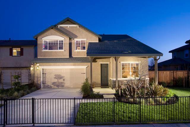 New Built Homes At Elkgrove Ca
