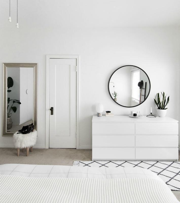 Cómo crear un dormitorio escandinavo minimalista