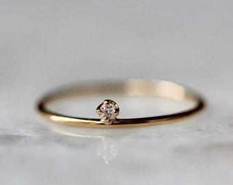 Exquisito y hermoso vendas de boda de piedras por TInyCamellia