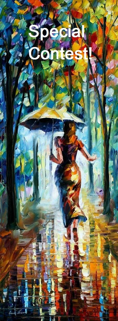Special Contest! Sign Up for FREE Painting from Leonid Afremov; Please Copy and Paste this Link: http://goo.gl/fRDu3s