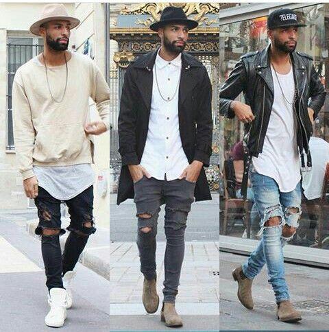 Rugged street wear