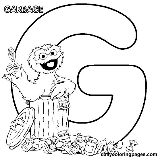 1353 best abc images on Pinterest | Sesame streets, Coloring sheets ...