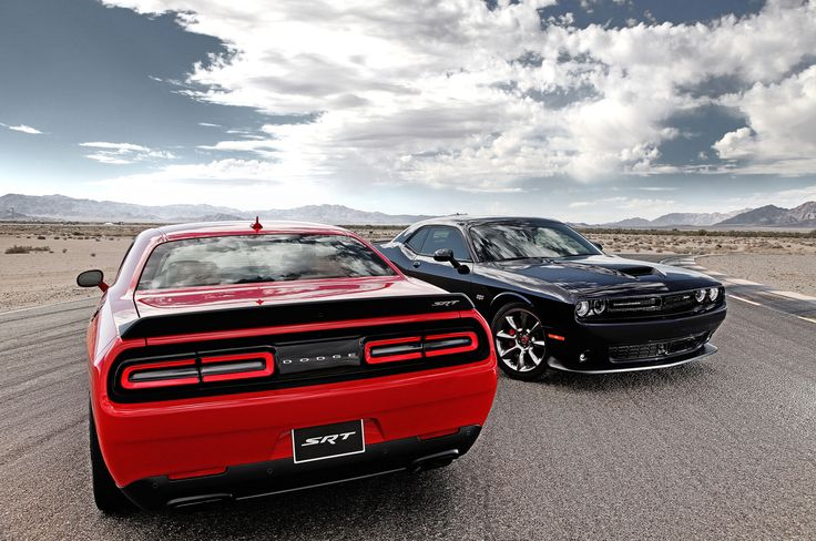 Ladies & Gentleman ... We Give You The Dodge Challenger SRT Hellcat!  With an unprecedented 707 horsepower ... the most powerful muscle car on the planet!   #Dodge #Challenger #Hellcat #Dilawri