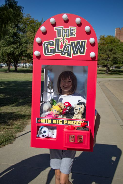 The Claw Halloween Costume