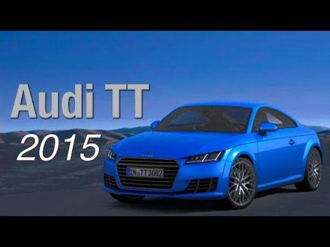 Audi TT 2015 (Edisi Khusus Mobil 2015) - YouTube