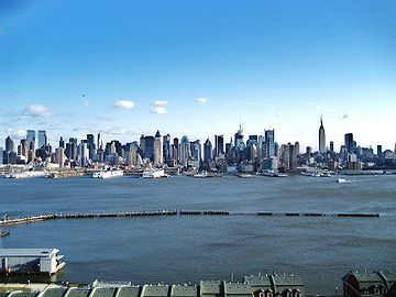 Weehawken, New Jersey - Wikipedia