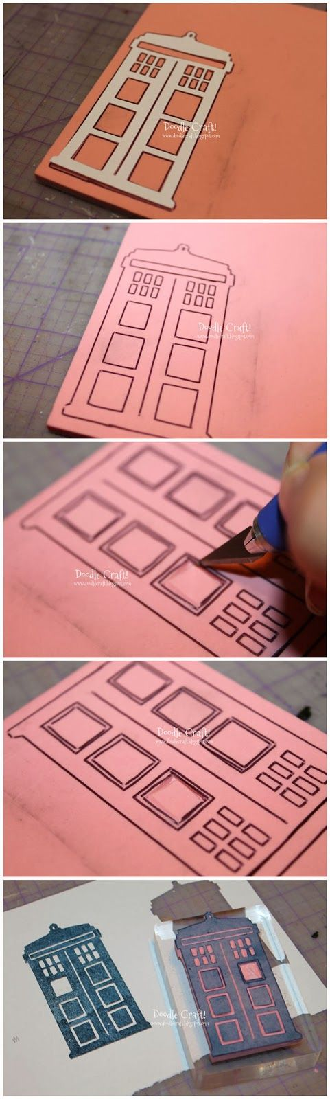 Create Custom Rubber Stamps!