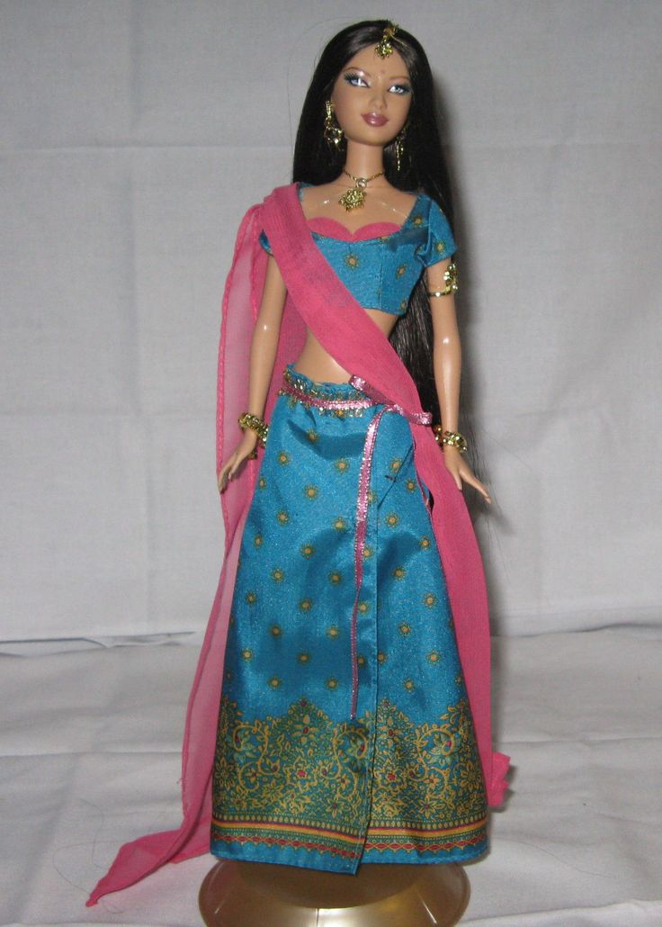 9 best Indian barbie images on Pinterest | Barbie doll, Baby games ...