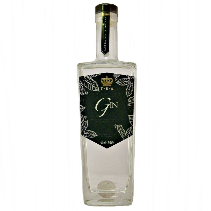 T.E.A Jasmine Gin Tea enriched alcohol available to buy online at specialist…