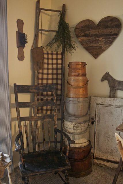 a fine farmhouse: My Little Nest