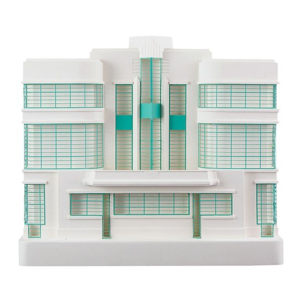 Hoover Building | Chisel & Mouse | Wolf & Badger