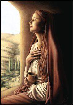 Mary Magdalene by Jo