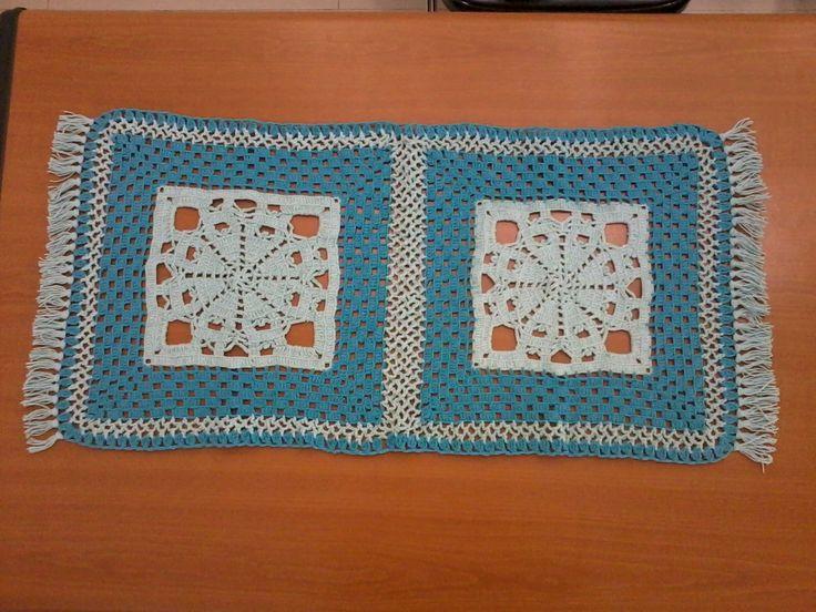 crochet -- doily