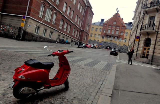 Travel and Lifestyle Diaries Blog: The Sights and Architecture of Helsinki