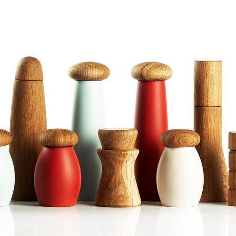 Pepper and salt mills by Simply