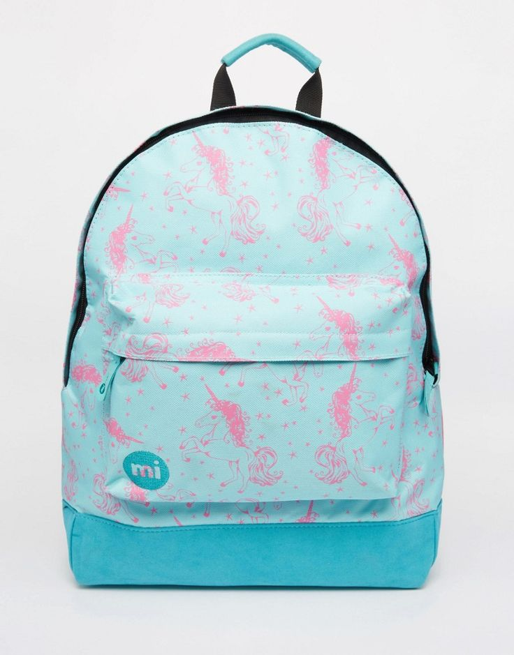 Image 1 ofMi-Pac Backpack in Pink Unicorn