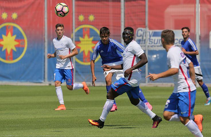 Steaua, gata de start în Champions League! Victorie clară în ultimul amical